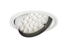 ERD7255W 遠藤照明 施設照明 LEDユニバーサルダウンライト 埋込穴φ150 Rsシリーズ 6500/6000タイプ 21°中角配光 ナチュラルホワイト ERD7255W