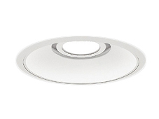 ERD7718W 遠藤照明 施設照明 LEDベースダウンライト 浅型 白コーン 埋込穴φ250 ARCHIシリーズ メタルハライドランプ400W器具相当 11000タイプ 62°拡散配光 昼白色 ERD7718W
