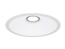 ERD7721W 遠藤照明 施設照明 LEDベースダウンライト 浅型 白コーン 埋込穴φ300 ARCHIシリーズ 水銀ランプ400W器具相当 9000タイプ 69°拡散配光 ナチュラルホワイト ERD7721W