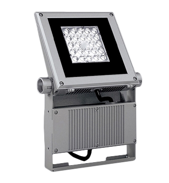 ERS3637SA 遠藤照明 施設照明 LEDアウトドアスポットライト(看板灯) Ssシリーズ CDM-T70W器具相当 Ss-24 縦配光 非調光 ナチュラルホワイト ERS3637SA