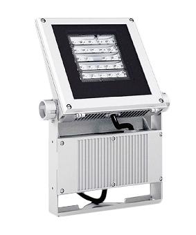 ERS3770WA 遠藤照明 施設照明 LEDアウトドアスポットライト(看板灯) Ssシリーズ CDM-T70W器具相当 Ss-24 横長配光 非調光 昼白色 ERS3770WA