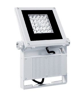 ERS3771WA 遠藤照明 施設照明 LEDアウトドアスポットライト(看板灯) Ssシリーズ CDM-T70W器具相当 Ss-24 縦配光 非調光 昼白色 ERS3771WA