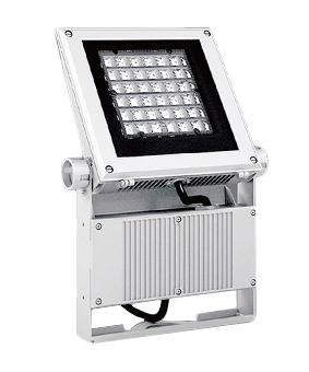ERS3773WA 遠藤照明 施設照明 LEDアウトドアスポットライト(看板灯) Ssシリーズ CDM-TP150W器具相当 Ss-36 横長配光 非調光 昼白色 ERS3773WA