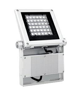 ERS3774W 遠藤照明 施設照明 LEDアウトドアスポットライト Ssシリーズ Ss-36 看板灯 CDM-TP150W器具相当 縦配光 非調光 昼白色 ERS3774W