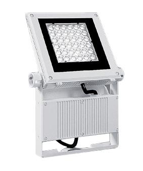 ERS3774WA 遠藤照明 施設照明 LEDアウトドアスポットライト(看板灯) Ssシリーズ CDM-TP150W器具相当 Ss-36 縦配光 非調光 昼白色 ERS3774WA