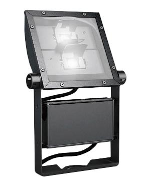 ERS5201HA 遠藤照明 施設照明 軽量コンパクトLEDスポットライト(看板灯) ARCHIシリーズ 10000タイプ メタルハライドランプ150W相当 看板用配光(ワイドフラッド) 電球色 ERS5201HA