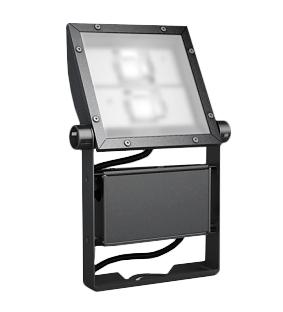 ERS5202HA 遠藤照明 施設照明 軽量コンパクトLEDスポットライト(看板灯) ARCHIシリーズ 10000タイプ メタルハライドランプ150W相当 拡散配光 昼白色 ERS5202HA