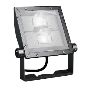 ERS5205HA 遠藤照明 施設照明 軽量コンパクトLEDスポットライト(看板灯) ARCHIシリーズ 6000タイプ CDM-TP150W相当 看板用配光(ワイドフラッド) 昼白色 ERS5205HA