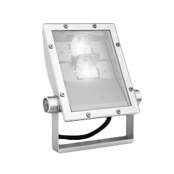 ERS5219W 遠藤照明 施設照明 軽量コンパクトLEDスポットライト(看板灯) ARCHIシリーズ 4000タイプ CDM-T70W相当 看板用配光(ワイドフラッド) 電球色 ERS5219W