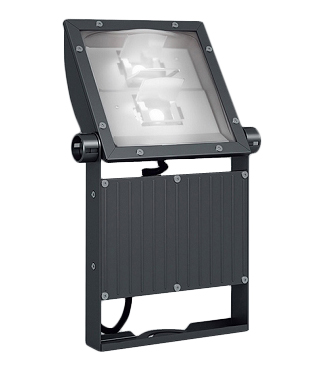 ERS6057H 遠藤照明 施設照明 LED軽量コンパクトスポットライト 看板灯 ARCHIシリーズ メタルハライドランプ400W器具相当 15000タイプ 看板用配光 電球色 非調光 ERS6057H