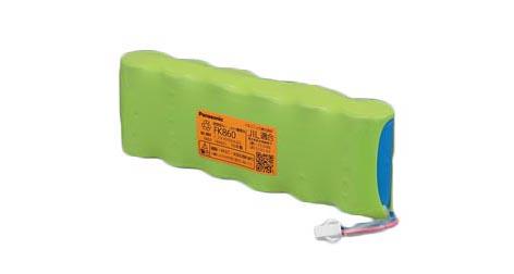 FK860 パナソニック Panasonic 施設照明部材 防災照明 非常用照明器具 交換用ニッケル水素蓄電池 FK860