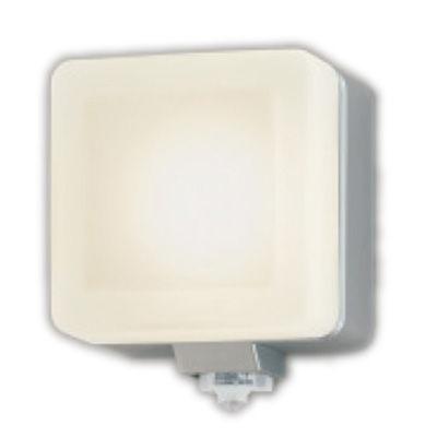 LEDB85906Y-S-M 東芝ライテック 照明器具 アウトドアライト LEDユニットフラット型 ポーチ灯 ON/OFFセンサータイプ 白熱灯器具60Wクラス LEDB85906Y(S)M