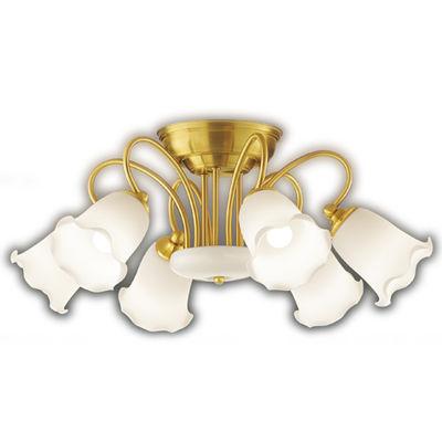 ◆LEDC88005-6G-lampset 東芝ライテック 照明器具 LEDシャンデリア 6灯 LEDC88005-6G (推奨ランプセット)