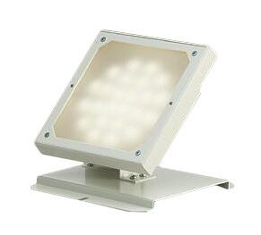大光電機 施設照明LEDスポットライト shoku ウォールウォッシュスポットLZ4 FHT42W×2灯相当 白色LZY-91553NW