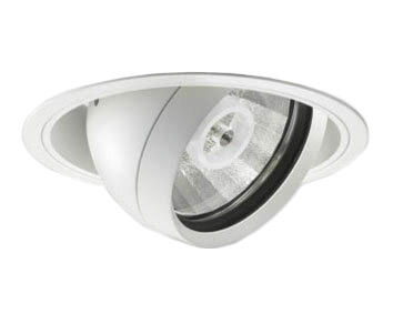 MD20673-00-95 マックスレイ 照明器具 INFIT LEDユニバーサルダウンライト 高演色 広角 温白色 HID50Wクラス MD20673-00-95