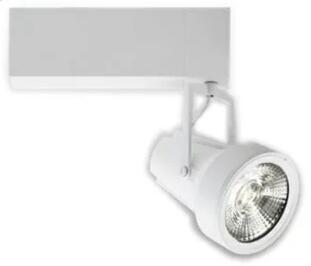 MS10321-80-95 マックスレイ 照明器具 基礎照明 GEMINI-L LEDスポットライト 中角 プラグタイプ HID70Wクラス 温白色(3500K) 非調光 MS10321-80-95
