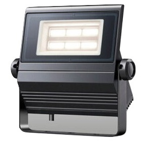 MS10345-24-91 マックスレイ 照明器具 屋外照明 LEDスポットライト HID70Wクラス 拡散 電球色(3000K) 非調光 MS10345-24-91
