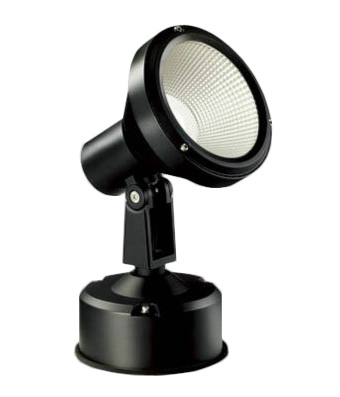 MS10401-02-91 マックスレイ 照明器具 屋外照明 LEDスポットライト HID35Wクラス 広角 電球色(3000K) 非調光 MS10401-02-91