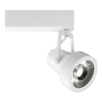 MS10403-80-97 マックスレイ 照明器具 基礎照明 GEMINI-M LEDスポットライト 狭角 プラグタイプ HID35Wクラス 白色(4000K) 連続調光 MS10403-80-97