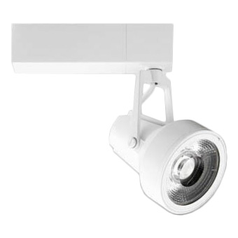 MS10404-80-97 マックスレイ 照明器具 基礎照明 GEMINI-M LEDスポットライト 中角 プラグタイプ HID35Wクラス 白色(4000K) 連続調光 MS10404-80-97