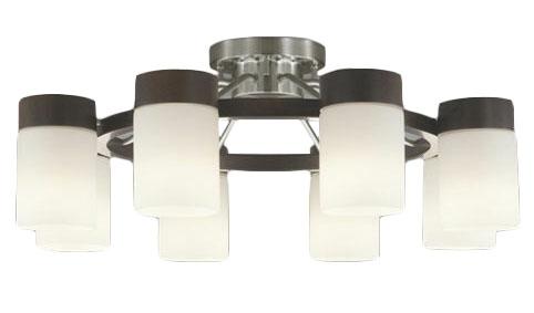 OC257068LCLEDシャンデリア 8灯 12畳用連続調光 電球色オーデリック 照明器具 居間・リビング向け おしゃれ 【~12畳】