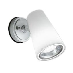 OG254340NDエクステリア LEDスポットライト昼白色 防雨型 白熱灯60W相当オーデリック 照明器具 中庭 デッキ 屋外用照明 壁面・天井面・傾斜面取付兼用