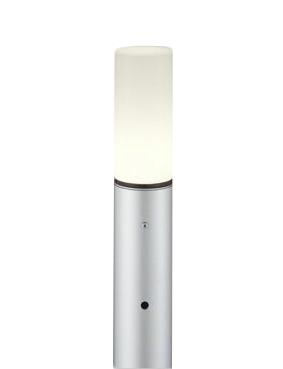 OG254666LDエクステリア LEDスリムガーデンライト電球色 防雨型 明暗センサ付 白熱灯60W相当 地上高700オーデリック 照明器具 玄関 庭園灯 屋外用
