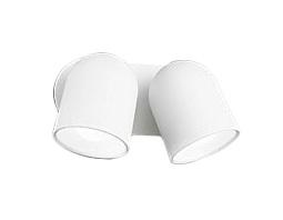 OS256393LEDブラケットライト 2灯YUKIGO 非調光 昼白色 白熱灯60W×2灯相当オーデリック 照明器具 寝室向け 壁面・天井面・傾斜面取付兼用