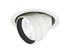 XD258446LEDハイユニバーサルダウンライトOPTGEAR(オプトギア) 埋込φ100 連続調光(PWM)白色 27° S750 JR12V-50Wクラスオーデリック 照明器具 飲食店用 天井照明