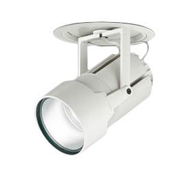 XD404021HLEDハイパワーフィクスドダウンスポットライトPLUGGED G-classシリーズCOBタイプ 34°ワイド配光 埋込φ175温白色 C7000 セラミックメタルハライド150Wクラス 高彩色オーデリック 照明器具 天井照明