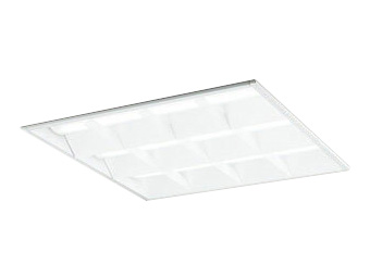 XD466006B4CLED-スクエア LEDユニット型ベースライトスタンダードタイプ 600シリーズ埋込型 ルーバー付 埋込穴600Bluetooth調光 白色 FHP45W×3灯相当オーデリック 施設照明 オフィス照明 物販店照明 天井照明
