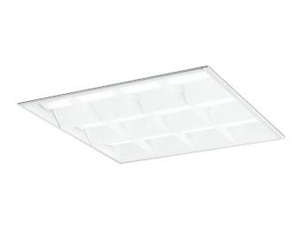 XD466013P4B オーデリック 照明器具 LED-SQUARE LEDスクエアベースライト 埋込型 ルーバー付 LEDユニット型 非調光 昼白色 FHP45W×4灯相当 XD466013P4B