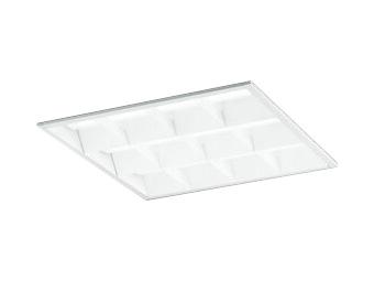 XD466016P3BLED-スクエア LEDユニット型ベースライトスタンダードタイプ 450シリーズ埋込型 ルーバー付 埋込穴450非調光 昼白色 FHP32W×3灯相当オーデリック 施設照明 オフィス照明 物販店照明 天井照明