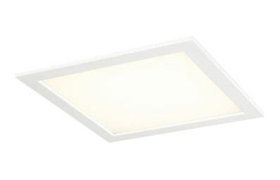 XD466024 オーデリック 照明器具 LED-SQUARE LEDベースライト LED一体型 FHT42W×2灯クラス □275タイプ 埋込型 下面アクリルカバー付 非調光 電球色 XD466024