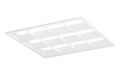 ●XD466029P2CLED-スクエア LEDユニット型ベースライト省電力タイプ 600シリーズ埋込型 ルーバー付 埋込穴600非調光 白色 FHP45W×4灯相当オーデリック 施設照明 オフィス照明 物販店照明 天井照明