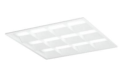 ●XD466030P1CLED-スクエア LEDユニット型ベースライト省電力タイプ 600シリーズ埋込型 ルーバー付 埋込穴600PWM調光 白色 FHP45W×3灯相当オーデリック 施設照明 オフィス照明 物販店照明 天井照明