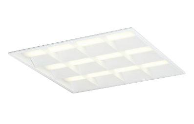 ●XD466030P1ELED-スクエア LEDユニット型ベースライト省電力タイプ 600シリーズ埋込型 ルーバー付 埋込穴600PWM調光 電球色 FHP45W×3灯相当オーデリック 施設照明 オフィス照明 物販店照明 天井照明