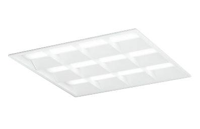 オフィス照明 600シリーズ埋込型 ルーバー付 温白色 FHP45W×4灯相当オーデリック 埋込穴600PWM調光 天井照明 ●XD466030P2DLED-スクエア 物販店照明 施設照明 LEDユニット型ベースライト省電力タイプ
