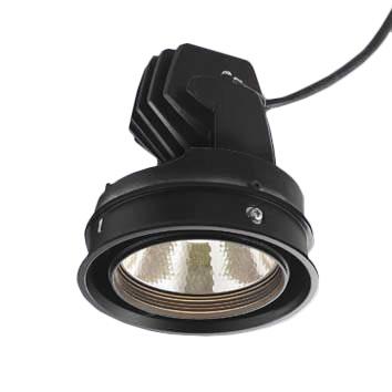 コイズミ照明 施設照明LEDバンクライト 高演色リフレクタータイプ HIGH CRI 灯具 type150HID70W相当 3000lmクラス 温白色 20°XD91705L