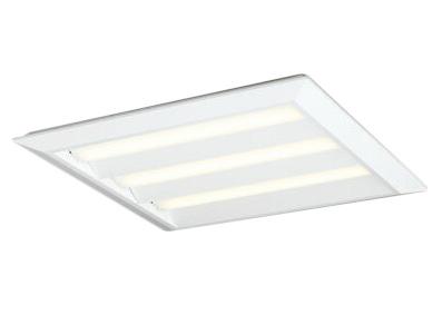 ●XL501015P2E オーデリック 照明器具 LED-SQUARE LEDベースライト LEDユニット型 FHP45W×4灯クラス(省電力タイプ) □680 直埋兼用 ルーバー無 PWM調光 電球色 XL501015P2E