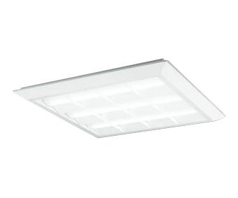 XL501027B4DLED-スクエア LEDユニット型ベースライトスタンダードタイプ 600シリーズ直付/埋込兼用型 ルーバー付 埋込穴680Bluetooth調光 温白色 FHP45W×4灯相当オーデリック 施設照明 オフィス照明 物販店照明 天井照明