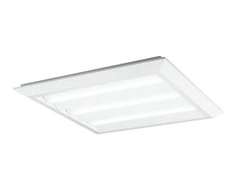 施設照明 XL501031P4CLED-スクエア 物販店照明 白色 600シリーズ直付/埋込兼用型 天井照明 オフィス照明 ルーバー無 埋込穴680非調光 LEDユニット型ベースライトスタンダードタイプ FHP45W×4灯相当オーデリック