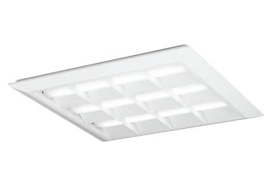 ●XL501053P1CLED-スクエア LEDユニット型ベースライト省電力タイプ 600シリーズ直付/埋込兼用型 ルーバー付 埋込穴680PWM調光 白色 FHP45W×3灯相当オーデリック 施設照明 オフィス照明 物販店照明 天井照明