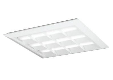 600シリーズ直付/埋込兼用型 天井照明 昼白色 LEDユニット型ベースライト省電力タイプ ●XL501053P2BLED-スクエア FHP45W×4灯相当オーデリック 施設照明 ルーバー付 埋込穴680PWM調光 オフィス照明 物販店照明