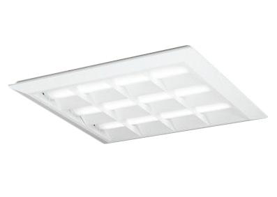 オフィス照明 物販店照明 ルーバー付 LEDユニット型ベースライト省電力タイプ FHP45W×4灯相当オーデリック 埋込穴680PWM調光 施設照明 600シリーズ直付/埋込兼用型 ●XL501053P2DLED-スクエア 温白色 天井照明