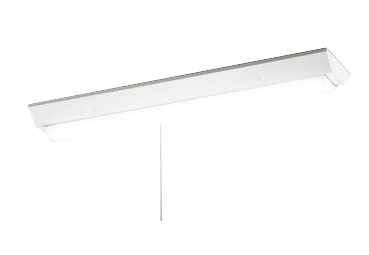 XL501101P3D オーデリック 照明器具 LED-LINE LEDベースライト 直付型 20形 逆富士型(幅150:プルスイッチ付) LEDユニット型 非調光 1600lmタイプ 温白色 Hf16W高出力×1灯相当 XL501101P3D