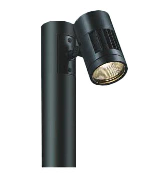 XU49118L コイズミ照明 施設照明 cledy L-dazz LEDエクステリアポールライト HID100W相当 3000lmクラス 30° 電球色 XU49118L