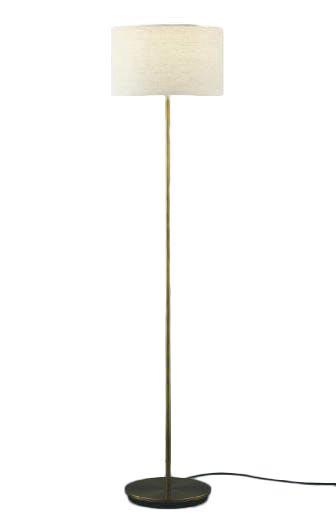 AT50331URBAN CHIC STYLE LED一体型 フロアスタンドLED11.3W リモコン付 調光可 電球色 白熱灯100W相当コイズミ照明 照明器具 インテリア照明