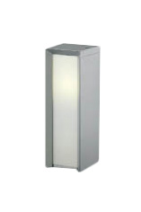 AU42390L コイズミ照明 照明器具 アウトドアライト LEDガーデンライト 両面配光 白熱球60W相当 電球色 非調光 AU42390L