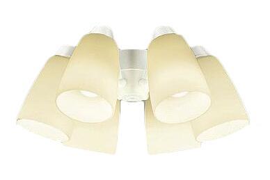 DP-37975 大光電機 照明器具 シーリングファン ホワイトM用灯具 LEDタイプ 電球色 非調光【~8畳】